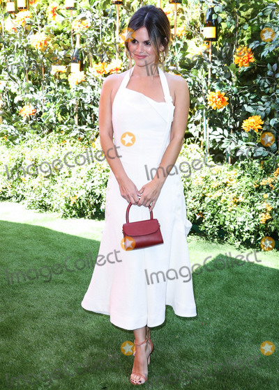Will Rogers Photo - PACIFIC PALISADES LOS ANGELES CALIFORNIA USA - OCTOBER 05 Actress Rachel Bilson wearing a Jacquemus dress arrives at the 10th Annual Veuve Clicquot Polo Classic Los Angeles held at Will Rogers State Historic Park on October 5 2019 in Pacific Palisades Los Angeles California United States (Photo by Xavier CollinImage Press Agency)