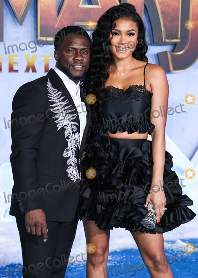 TCL Chinese Theatre Photo - (FILE) Kevin Hart and Wife Eniko Parrish Hart Are Expecting Their Second Baby Together The comedian and his wife Eniko Parrish Hart are expecting their second baby together and recently shared the good news via Instagram on Tuesday March 24 2020 HOLLYWOOD LOS ANGELES CALIFORNIA USA - DECEMBER 09 Actor Kevin Hart and wife Eniko Parrish arrive at the World Premiere Of Columbia Pictures Jumanji The Next Level held at the TCL Chinese Theatre IMAX on December 9 2019 in Hollywood Los Angeles California United States (Photo by Xavier CollinImage Press Agency)
