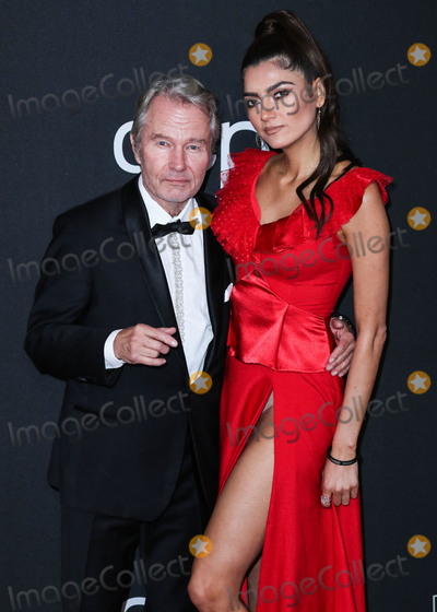 John  Savage Photo - BEVERLY HILLS LOS ANGELES CALIFORNIA USA - NOVEMBER 03 John Savage and Blanca Blanco arrive at the 23rd Annual Hollywood Film Awards held at The Beverly Hilton Hotel on November 3 2019 in Beverly Hills Los Angeles California United States (Photo by Xavier CollinImage Press Agency)