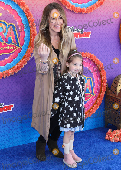 Haylie Duff Photo - BURBANK LOS ANGELES CALIFORNIA USA - MARCH 07 Haylie Duff and Ryan Rosenberg arrive at the Los Angeles Premiere Of Disney Juniors Mira Royal Detective held at the Walt Disney Studios Main Theater on March 7 2020 in Burbank Los Angeles California United States (Photo by Xavier CollinImage Press Agency)
