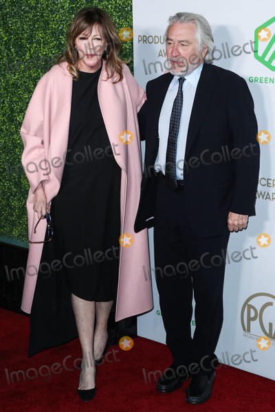 Jane Rosenthal Photo - HOLLYWOOD LOS ANGELES CALIFORNIA USA - JANUARY 18 Jane Rosenthal and Robert De Niro arrive at the 31st Annual Producers Guild Awards held at the Hollywood Palladium on January 18 2020 in Hollywood Los Angeles California United States (Photo by Xavier CollinImage Press Agency)