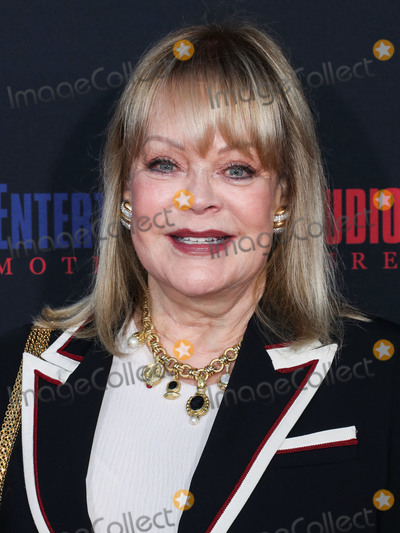 Candy Spelling Photo - WESTWOOD LOS ANGELES CALIFORNIA USA - AUGUST 13 Author Candy Spelling arrives at the Los Angeles Premiere Of Entertainment Studios 47 Meters Down Uncaged held at the Regency Village Theatre on August 13 2019 in Westwood Los Angeles California United States (Photo by Xavier CollinImage Press Agency)