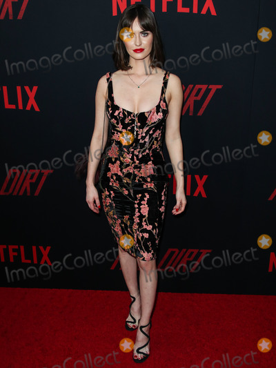 Alexanne Wagner Photo - HOLLYWOOD LOS ANGELES CA USA - MARCH 18 Actress Alexanne Wagner arrives at the Los Angeles Premiere Of Netflixs The Dirt held at ArcLight Cinemas Hollywood on March 18 2019 in Hollywood Los Angeles California United States (Photo by Xavier CollinImage Press Agency)