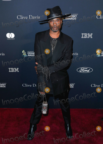 Clive Davis Photo - BEVERLY HILLS LOS ANGELES CALIFORNIA USA - JANUARY 25 Billy Porter arrives at The Recording Academy And Clive Davis 2020 Pre-GRAMMY Gala held at The Beverly Hilton Hotel on January 25 2020 in Beverly Hills Los Angeles California United States (Photo by Xavier CollinImage Press Agency)