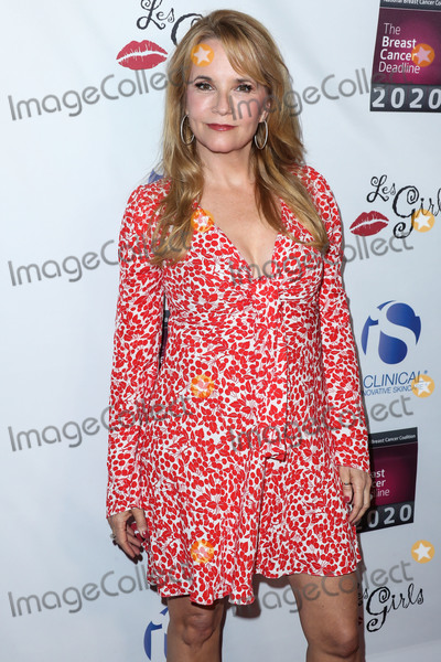 Lea Thompson Photo - HOLLYWOOD LOS ANGELES CA USA - OCTOBER 07 Lea Thompson at The National Breast Cancer Coalitions 18th Annual Les Girls Cabaret held at Avalon Hollywood on October 7 2018 in Hollywood Los Angeles California United States (Photo by Xavier CollinImage Press Agency)
