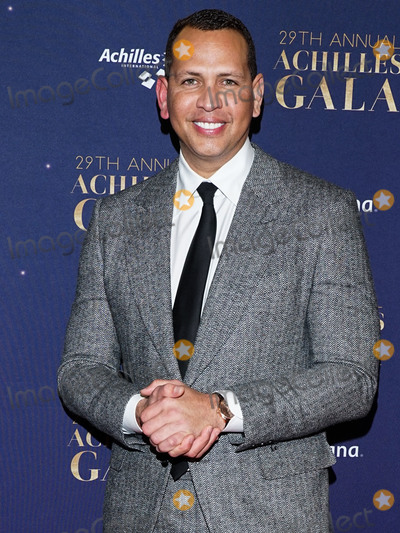 Alex Rodriguez Photo - MANHATTAN NEW YORK CITY NEW YORK USA - NOVEMBER 20 Baseball shortstop Alex Rodriguez arrives at the 29th Annual Achilles Gala held at Cipriani South Street on November 20 2019 in Manhattan New York City New York United States (Photo by William PerezImage Press Agency)