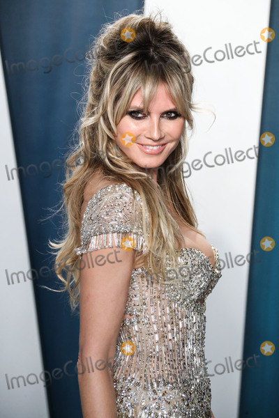 Heidi Klum Photo - BEVERLY HILLS LOS ANGELES CALIFORNIA USA - FEBRUARY 09 Model Heidi Klum arrives at the 2020 Vanity Fair Oscar Party held at the Wallis Annenberg Center for the Performing Arts on February 9 2020 in Beverly Hills Los Angeles California United States (Photo by Xavier CollinImage Press Agency)
