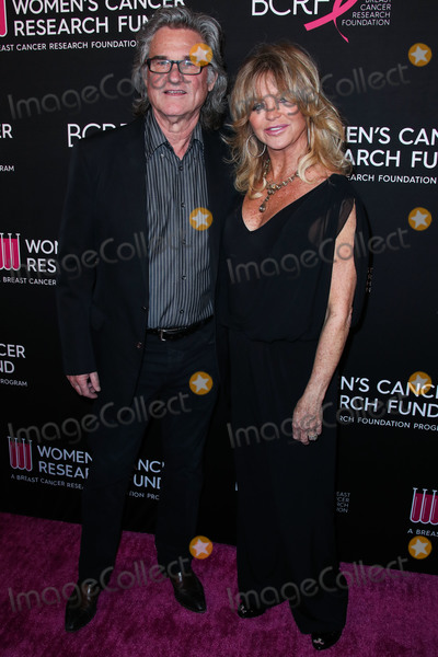 Goldie Hawn Photo - BEVERLY HILLS LOS ANGELES CA USA - FEBRUARY 28 Actor Kurt Russell and partneractress Goldie Hawn arrive at The Womens Cancer Research Funds An Unforgettable Evening Benefit Gala 2019 held at the Beverly Wilshire Four Seasons Hotel on February 28 2019 in Beverly Hills Los Angeles California United States (Photo by Xavier CollinImage Press Agency)