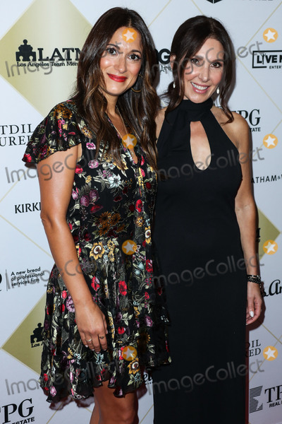Angelique Cabral Photo - SANTA MONICA LOS ANGELES CA USA - OCTOBER 25 Angelique Cabral Maria Melton at the Los Angeles Team Mentorings 20th Annual Soiree held at the Fairmont Miramar Hotel on October 25 2018 in Santa Monica Los Angeles California United States (Photo by Xavier CollinImage Press Agency)