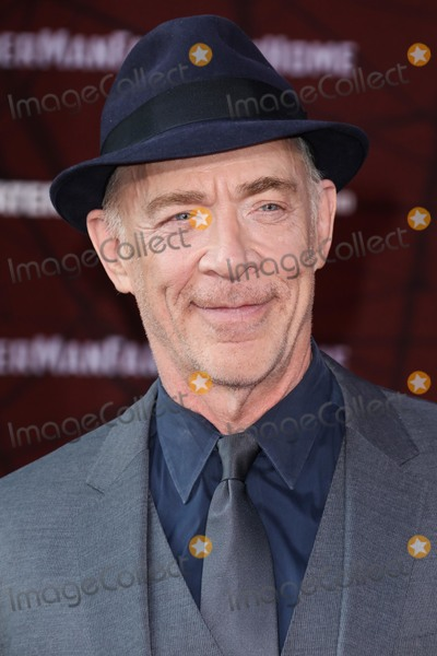 J K Simmons Photo - HOLLYWOOD LOS ANGELES CALIFORNIA USA - JUNE 26 JK Simmons arrives at the Premiere Of Sony Pictures Spider-Man Far From Home held at the TCL Chinese Theatre IMAX on June 26 2019 in Hollywood Los Angeles California United States (Photo by David AcostaImage Press Agency)