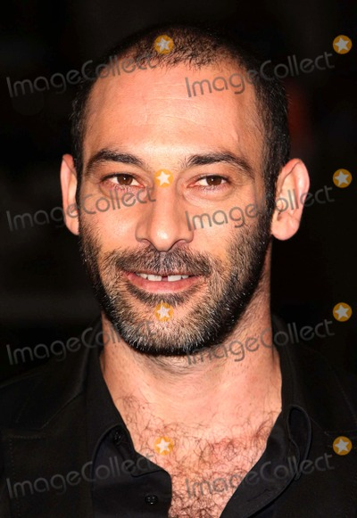Ashraf Barhom Photo - the Kingdom Premiere-arrivals-odeon West End London United Kingdom 10-04-2007 Mark Chilton-richfoto-Globe Photos Inc 2007 Ashraf Barhom