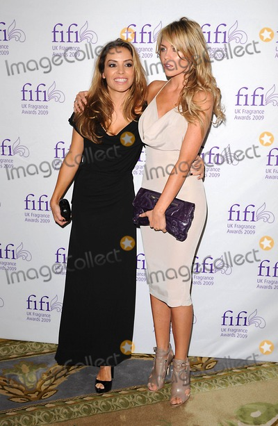 Abigail Clancy Photo - Elen Rives and Abigail Clancy K61738 Fifi Uk Fragrance Awards 2009 Arrivals at Dorchester Hotel in London 04-22-2009 Photo by Joe Green-richfoto-Globe Photos Inc