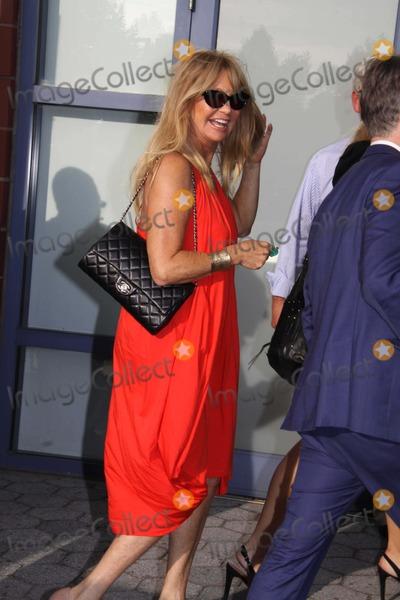 Goldie Hawn Photo - Goldie Hawn at Us Open Tennis Mens Finals at Arthur Ashe Stadium 9-9-2013 Photos by John BarrettGlobe Photos