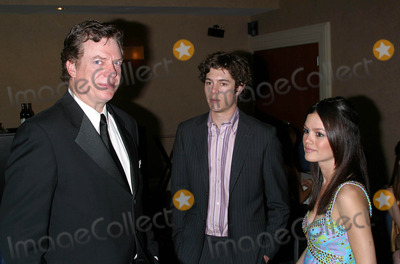 Adam Brody Photo - 25th Annual College Television Awards at the Renaissance Hotel Hollywood California 03282004 - Photo by Milan RybaGlobe Photos Inc 2004 Christopher Mcdonald Adam Brody and Rachel Bilson