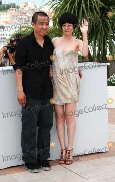 Lou Ye Photo - Lou Ye  Tan Zhuo Director  Actress Spring Fever Photo Call at the 2009 Cannes Film Festival at Palais Des Festival Cannes France 05-14-2009 Photo by David Gadd Allstar--Globe Photos Inc 2009