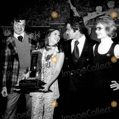 Hugh OBrian Photo - Walter Matthau Laura Siegel Female Winner of the Ninth Annual Hugh Obrian Acting Award Hugh Obrian and Dorothy Mcguire the Awards Are Presented to Students of Drama at Ucla 1973 1970s 1573 Nate CutlerGlobe Photos Inc