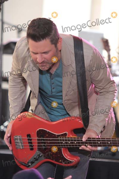 Jay DeMarcus Photo - Jay Demarcus of Rascal Flatts Performing on NBC todayshow John BarrettGlobe Photos 5-30-