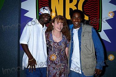 Merlin Santana Photo - Deon Richmond Nicki Vannice Photo by Michael FergusonGlobe Photos Inc 1993 Merlin Santana Obit