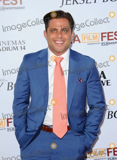 Joseph Russo Photo - Joseph Russo attending the 2014 Los Angeles Film Festival Premiere of Jersey Boys Held at the Regal Cinemas LA Live in Los Angeles California on June 19 2014 Photo by D Long- Globe Photos Inc