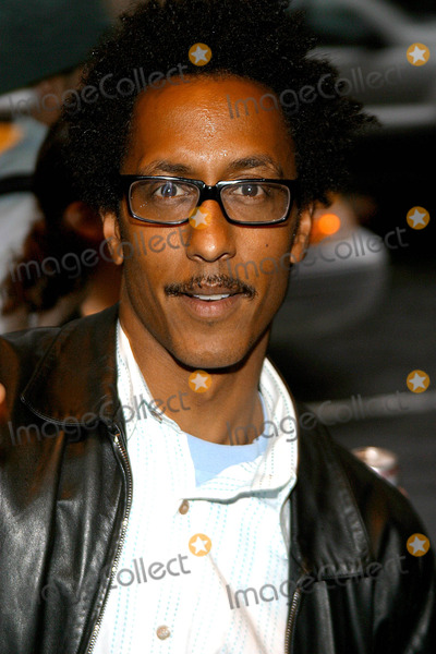 Andre Royo Photo - Sd0603 the Gen Art World Premiere of Love Thew Hard Way Chelsea West Theatrenew York City Photorick Mackler  Rangefinders  Globe Photos Inc2003 Andre Royo