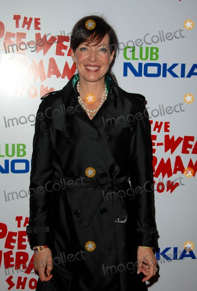 Pee-wee Herman Photo - Allison Janney attends Opening Night Red Carpet of the pee-wee Herman Show Held at the Nokia Theatre in Los Angeles CA 01-20-10 Photo by D Long- Globe Photos Inc 2009