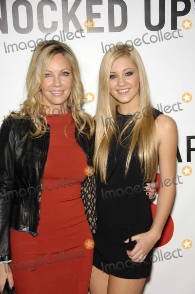 Heather Locklear Photo - Heather Locklear and Ava Sambora During the Premiere of the New Movie From Universal Pictures This Is 40 Held at Graumans Chinese Theatre on December 12 2012 in Los Angeles Photo Michael Germana - Globe Photos