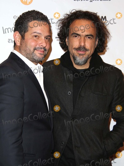 Alex Dinelaris Photo - The Independent Filmmaker Projects 24th Annual Gotham Independent Film Awards Cipriani Wall Street NYC December 1 2014 Photos by Sonia Moskowitz Globe Photos Inc Alex Dinelaris Alejandro Inarrito