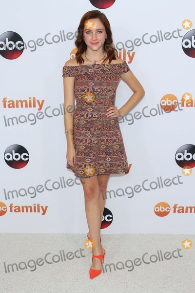Haley Ramm Photo - Haley Ramm attends Disney Abc Television Groups 2015 Tca Summer Press Tour on August 4th 2015 at Tthe Beverly Hilton Hotel in Beverly Hillscaliforniausa PhotoleopoldGlobephotos