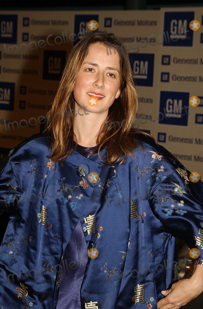 Anna Getty Photo -  General Motors Ten Pre Oscar Celebration the Hollywood Palladium Hollywood CA 03212002 Photo by Amy GravesGlobe Photosinc2002 (D) Anna Getty