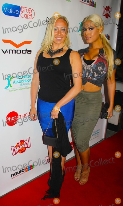 Bridgette B Photo - the 1st Annual Teaming Up For Tourettes Red Carpet Fundraiser Benefitting the Southern California Chapter of Tourette Association of America the Attic Hollywood CA 06052015 Tricia Berens and Bridgette B Clinton H WallaceipolGlobe Photos