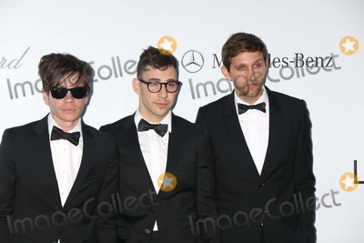 Andrew Dost Photo - Musicians Fun Nate Ruess Jack Antonoff and Andrew Dost Arrive at Amfars Cinema Against Aids Gala During the 65th Cannes Film Festival at Hotel Du Cap-eden-roc in Antibes France on 24 May 2012 Photo Alec Michael Photo by Alec Michael-Globe Photos Inc