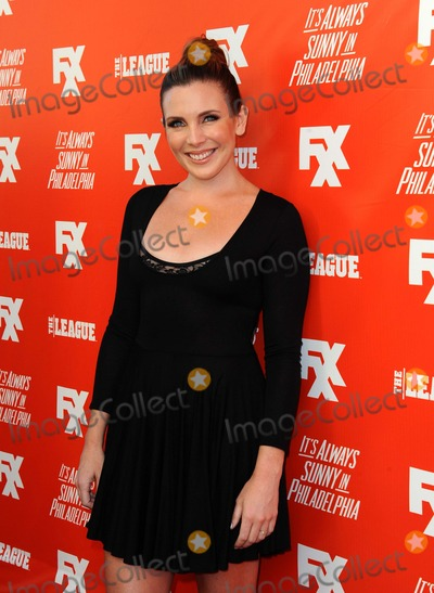 June Raphael Photo - June Raphael attending its Always Sunny in Philadelphia Season 9 and the League Season 5 Premiere Held at Lure in Hollywood California on September 3 2013 Photo by D Long- Globe Photos Inc