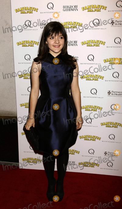 Fantastic Mr Fox Photo - Madeleine Martin attends Premiere of Movie Fantastic Mr Fox Presented by Fox Searchlight Pictures at Bergdorf Goodman the Mens Store NYC 11-10-2009 Photo Credit Anthony G MooreGlobe Photos