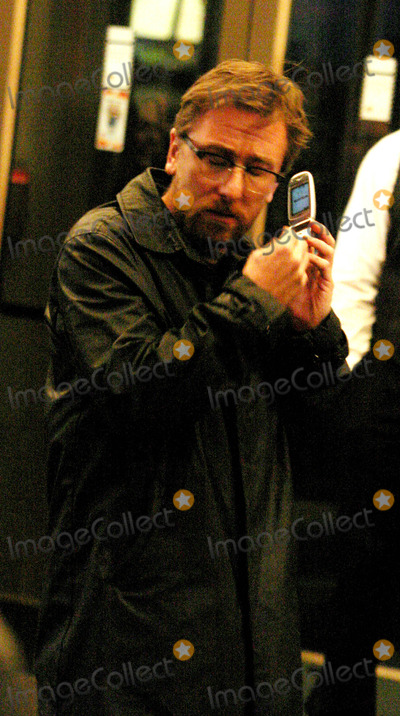 Tim Roth Photo - Tim Roth on Set Filming Dark Water in New York City 482004 Photo Byjohn BarrettGlobe Photos Inc