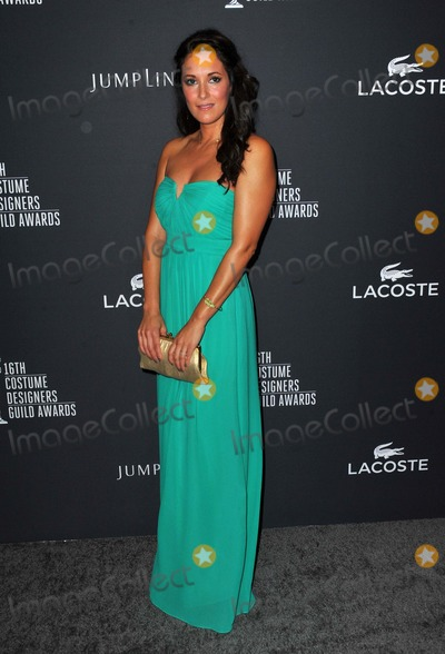 Angelique Cabral Photo - Angelique Cabral attending the 16th Costume Designers Guild Awards Held at the Beverly Hilton Hotel in Beverly Hills California on February 22 2014 Photo by D Long- Globe Photos Inc