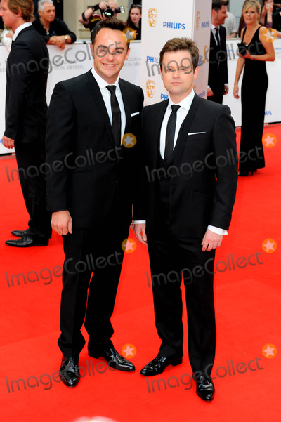 Ant  Dec Photo - Anthony Mcpartlin  Declan Donnelly - Ant  Dec Tv Presenters at the 2010 Tv Baftas at the 2010 Tv Baftas the London Palladium London 06-06-2010 Photo by Neil Tingle-allstar-Globe Photos Inc 2010