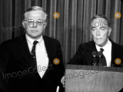 Alexander Haig Photo - Press Conference Regardind Assasination Attempt on President Ronald Reagan Alexander Haig Credit Globe Photos Inc
