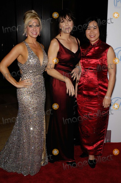 Christina Lee Photo - Rachel Klein Dana Kuznetzkoff and Christina Lee Storm During the 23rd Annual Producers Guild Awards Held at the Beverly Hilton Hotel on January 21 2012 in Beverly Hills California Photo Michael Germana  Superstar Images - Globe Photos