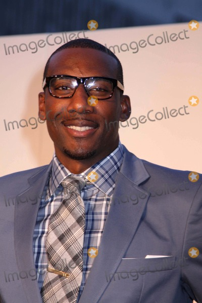 Amare Stoudemire Photo - Fashions Night Out the Show Largest Public Fashion Show in NYC History Red Carpet Arrivals Lincoln Center NYC 09-07-2010 Photos by Sonia Moskowitz Globe Photos Inc 2010 Amare Stoudemire
