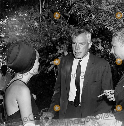 Lee Marvin Photo - Photo Globe Photos Inc Lee Marvin Nick Adams