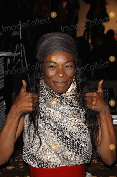 Buika Photo - Buika During the Announcement of the Nominations For the 9th Annual Latin Grammy Awards Held at the House of Blues on September 10 2008 in Los Angeles Photo Michael Germana- Globe Photos Inc 2008