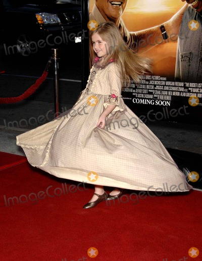 Anne Thompson Photo - Taylor Ann Thompson During the Premiere of the New Movie From Warner Bros Pictures the Bucketet List Held at the Cinerama Dome on December 16 2007 in Los Angeles Photo by Michael Germana-Globe Photosinc