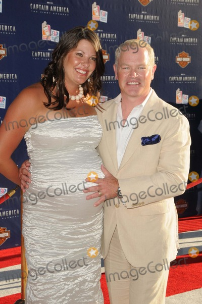 Neal McDonough Photo - Neal Mcdonough attending the Los Angeles Premiere Captain America the First Avenger Held at the El Capitan Theatre in Hollywood California on 71911 Photo by D Long- Globe Photos Inc