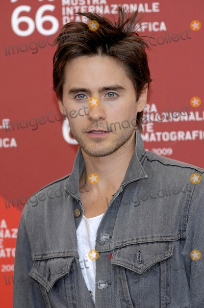 Jared Leto Photo - Jared Leto Mr Nobody Photocall 66th Venice Film Festival in Venice Italy 09-11-2009 Photo by Roger Harvey-Globe Photos Inc