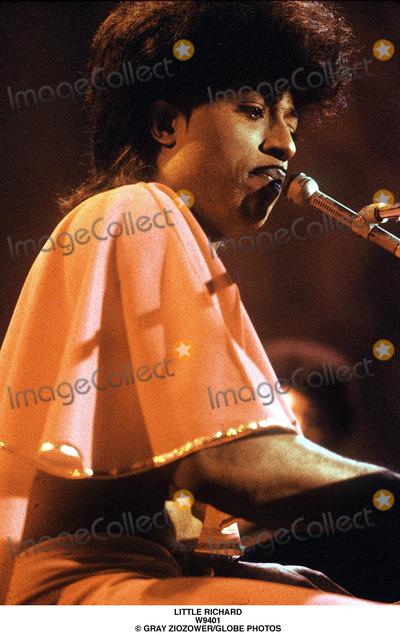 Little Richard Photo - Little Richard W9401 Gray ZiozowerGlobe Photos