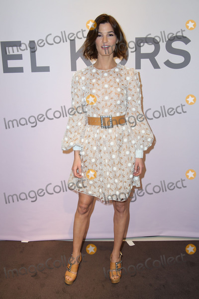 Hanneli Mustaparta Photo - Michael Kors Hosts Red Carpet Event at New Soho Flagship Store in Celebration of Miranda Eyeware Collection Launch Michael Kors Flagship Soho Location NYC February 18 2015 Photos by Sonia Moskowitz Globe Photos Inc 2015 Hanneli Mustaparta