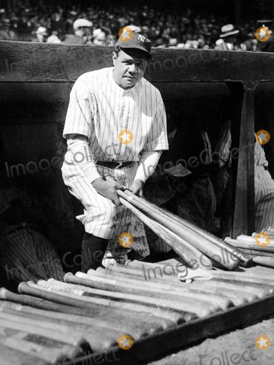 Babe Ruth Photo - Babe Ruth Supplied by Globe Photos Inc