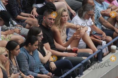 Chandler Parsons Photo - Chandler Parsons Dallas Mavericksrobyn Crowley Celebs at Us Open Womens Final at Arthur Ashe Stadium 9-12-2015 John BarrettGlobe Photos