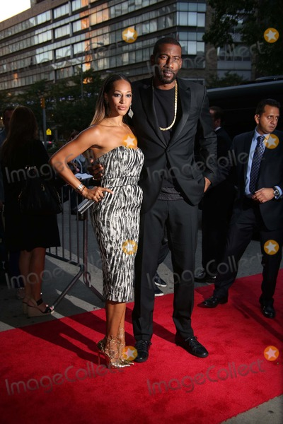 Alexis Welch Photo - A Special Screening of the Equalizer Amc Lincoln Square 13 Imax Theater NYC September 22 2014 Photos by Sonia Moskowitz Globe Photos Inc 2014 Amare Stoudemire Alexis Welch