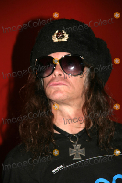 Don Bolles Photo - Premiere of What We Do Is Secret at the Landmark Sunshine Cinema East Houston Street 08-08-2008 Photo by Barry Talesnick-ipol-Globe Photos Don Bolles of the Germs